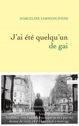 Couverture du livre : J'ai été quelqu'un de gai