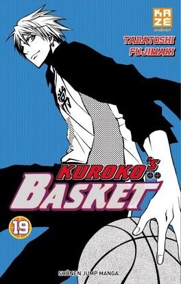 Couverture du livre : Kuroko's Basket, Tome 19