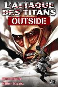 L'attaque des titans, Outside - Guide officiel 2