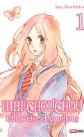 Hibi Chouchou - Edelweiss & Papillons, tome 1