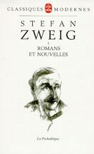 Stefan Zweig Tome 1 - Romans Et Nouvelles