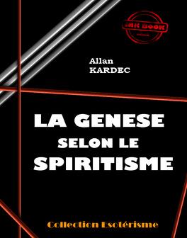 Couverture du livre : La Genèse selon le Spiritisme