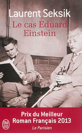 Couverture du livre : Le cas Eduard Einstein