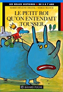 Couverture du livre : Le Petit Roi qu'on entendait tousser