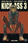 Kick-Ass 3, Tome 1 : Civil War