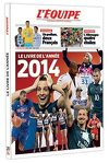 L'Equipe : Le Livre de l'Année 2014