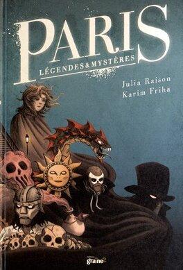 Couverture du livre : Paris - Légendes & mystères