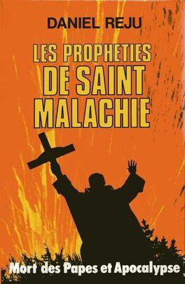 Couverture du livre : Les prophéties de saint malachie