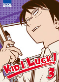 Kid I Luck, tome 3