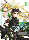 Sword Art Online - Fairy Dance, Tome 1 (Manga)