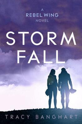 Couverture du livre : Rebel Wing, Tome 2: Storm Fall