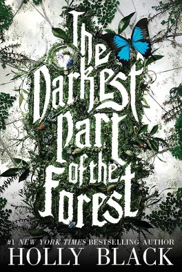 Couverture du livre : The darkest part of the forest