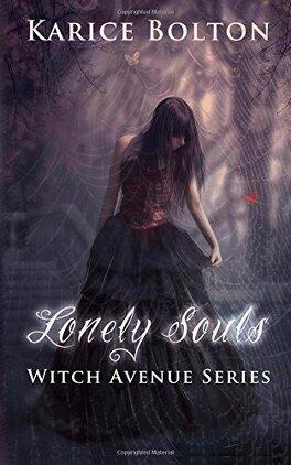 Couverture du livre : Witch Avenue, Tome 1 : Lonely Souls