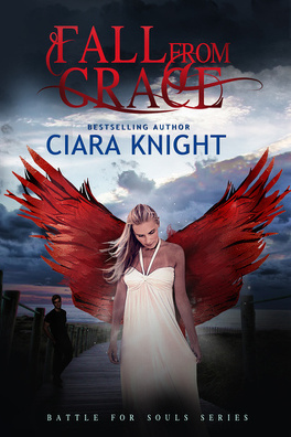 Couverture du livre : Battle for Souls, Tome 2 : Fall From Grace
