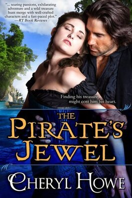 Couverture du livre : Pirate, Tome 2 : The Pirate's Jewel
