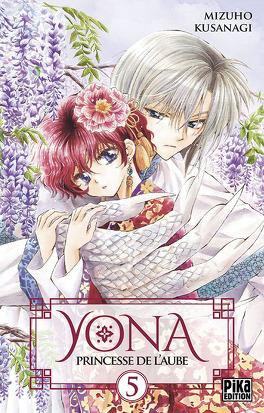 Couverture du livre : Yona, princesse de l'aube, Tome 5
