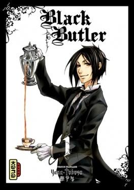 Couverture du livre : Black Butler, Tome 1