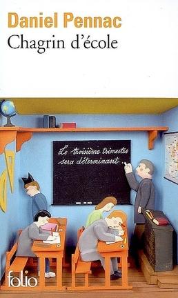 Couverture du livre : Chagrin d'école