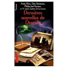 Couverture du livre : Dernières nouvelles de Dracula