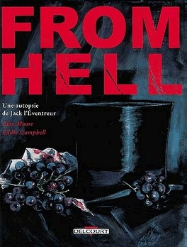 Couverture du livre : From Hell