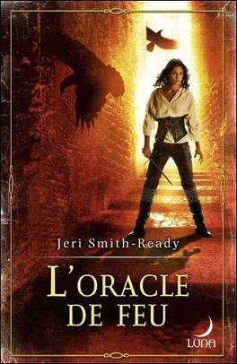 Couverture du livre : L'aspect du corbeau, Tome 3 : L'oracle de feu