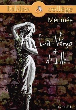 Couverture du livre : La Vénus d'Ille