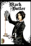 couverture Black Butler, Tome 1