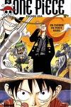 couverture One Piece, Tome 4 : Attaque au clair de lune