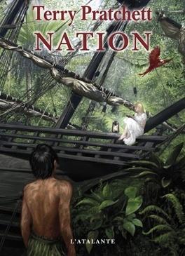 Couverture du livre : Nation