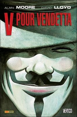 Couverture du livre : V pour Vendetta