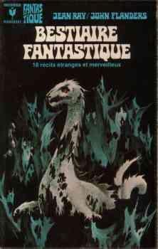 Couverture du livre : Bestiaire fantastique