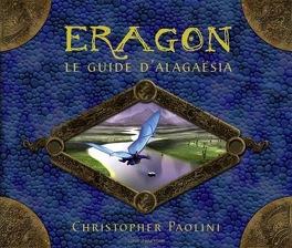 Couverture du livre : Eragon - Le guide d'Alagaësia
