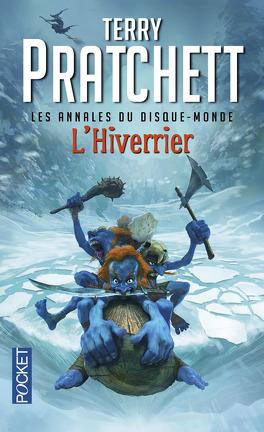 Couverture du livre : L'Hiverrier - Un roman du Disque-Monde