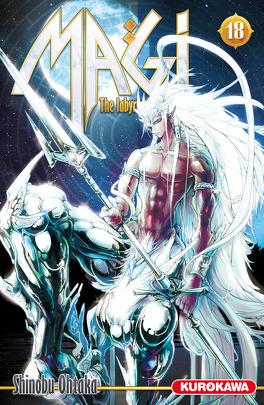 Couverture du livre : Magi : The Labyrinth of Magic, Tome 18