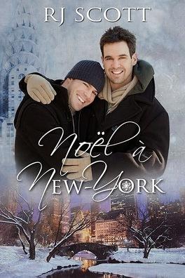 Couverture du livre : Noël à New-York
