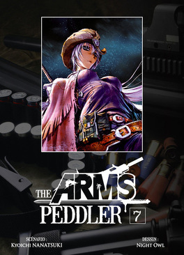 Couverture du livre : The Arms Peddler, Tome 7