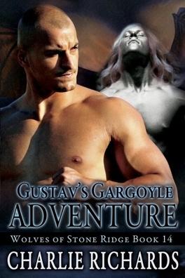Couverture du livre : Wolves of Stone Ridge, Tome 14 : Gustav's Gargoyle Adventure