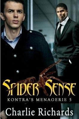 Couverture du livre : Kontra's Menagerie, Tome 5 : Spider Sense