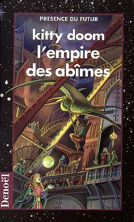 Couverture du livre : L'Empire des Abîmes