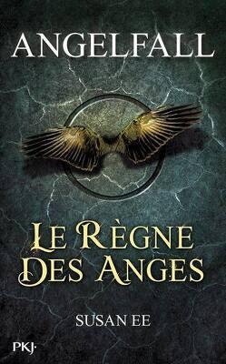 Couverture de Angelfall, Tome 2 : Le Règne des anges