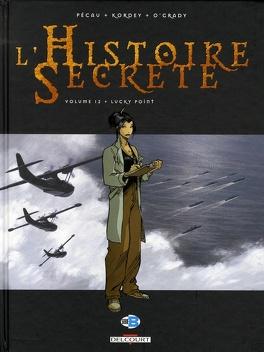 Couverture du livre : L'Histoire Secrète, tome 12 : Lucky Point