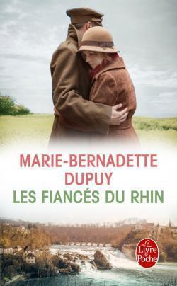 Couverture du livre : Les fiancés du Rhin