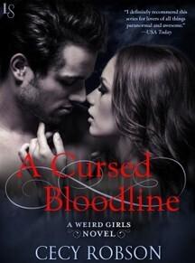 Couverture du livre : Les Mésaventures des soeurs Wird, Tome 4 : A Cursed Bloodline