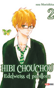 Hibi Chouchou - Edelweiss & Papillons, tome 2