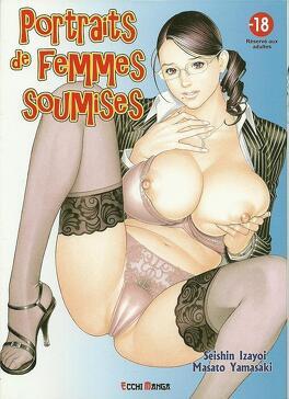 Couverture du livre : Portraits de femmes soumises
