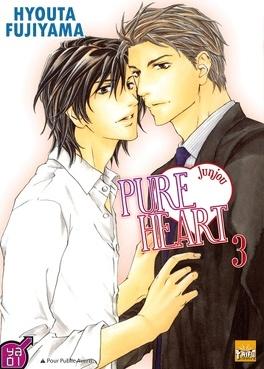 Couverture du livre : Pure Heart tome 3