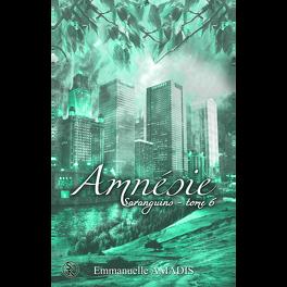Couverture du livre : Sarangins, tome 6 : Amnésie