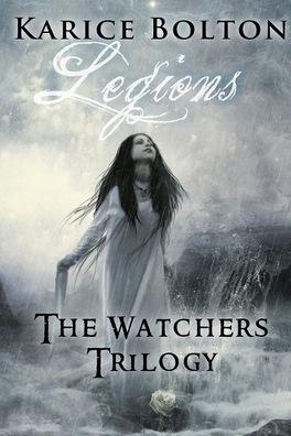 Couverture du livre : The Watchers Trilogy, Tome 2 : Legions