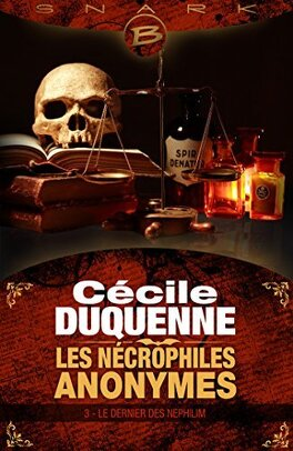 Couverture du livre : Les Nécrophiles Anonymes, Tome 3 : Le Dernier des Nephilim