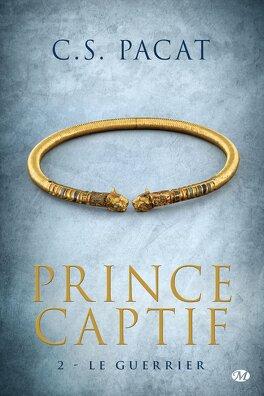 Couverture du livre : Prince captif, Tome 2 : Le Guerrier